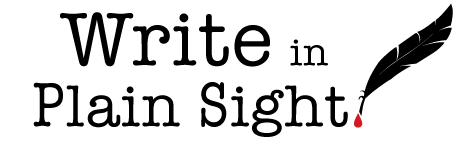 Write in Plain Sight